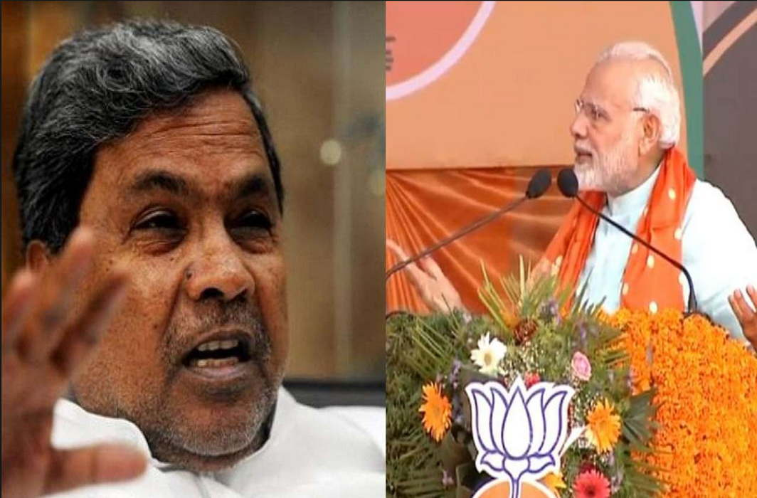 Siddaramaiah sends legal notice to PM Modi, BJP chief Amit Shah on allegations of corruption