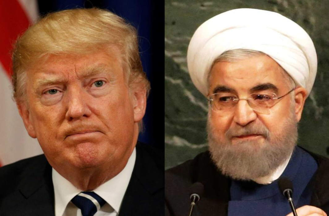 Trump's announcement is awaited Tuesday on Iran n-deal