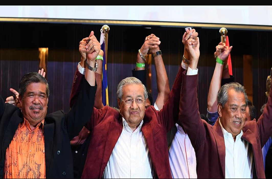 Confusion on Mahathir bin Mohamad swearing continues