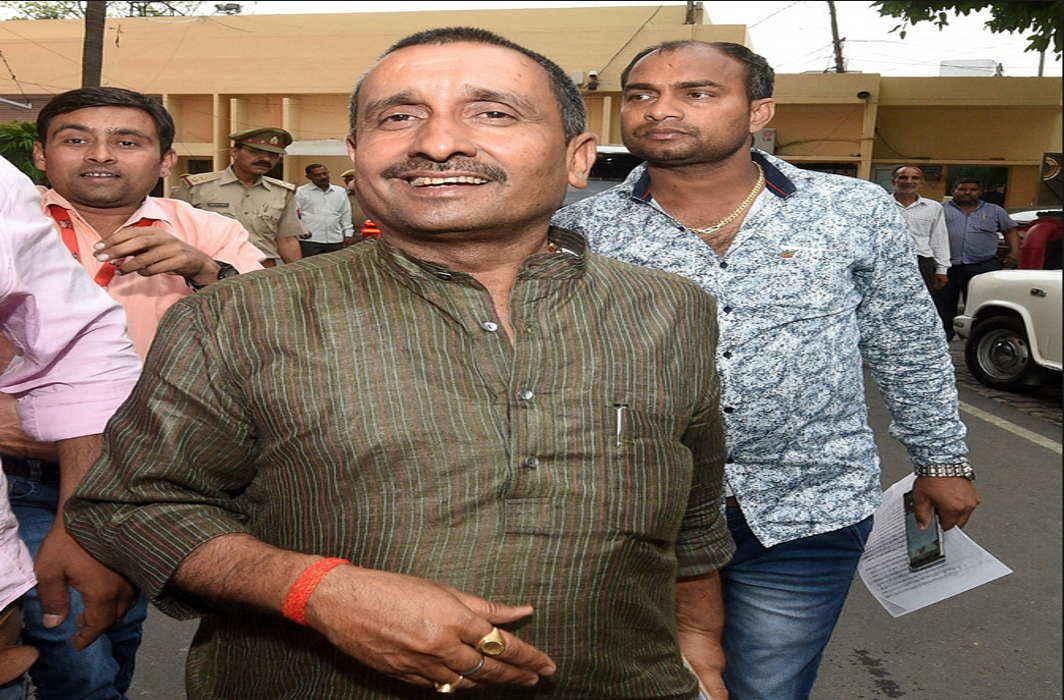 Unnao gangrape victim, kin demand death penalty for BJP MLA Kuldeep Sengar