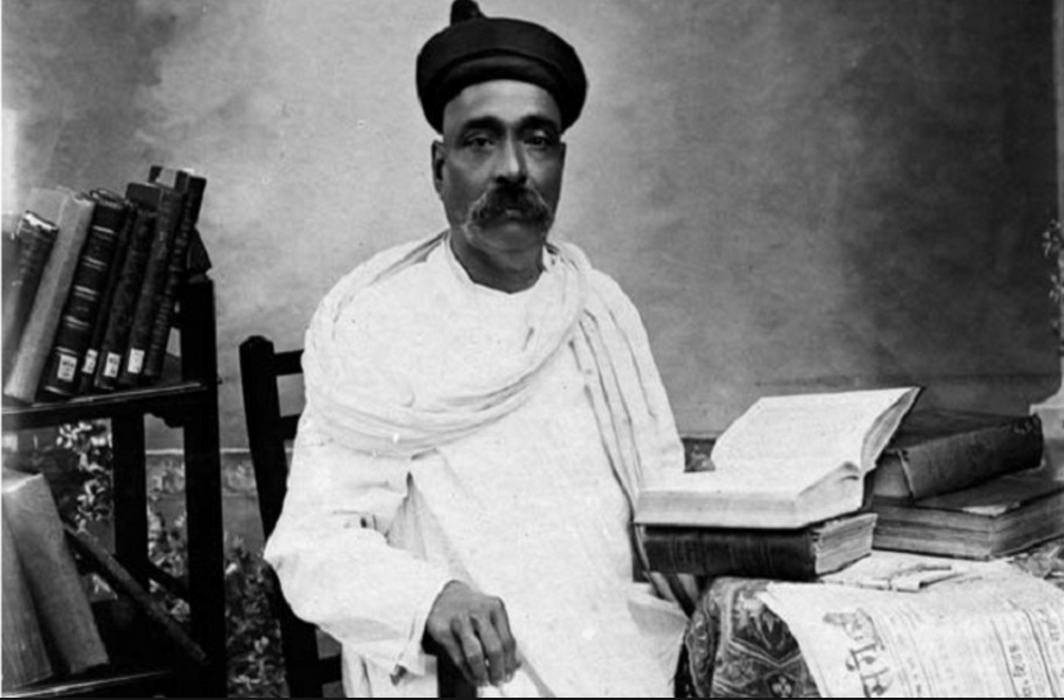 Rajasthan board Class 8 book labels Bal Gangadhar Tilak as father of terrorism