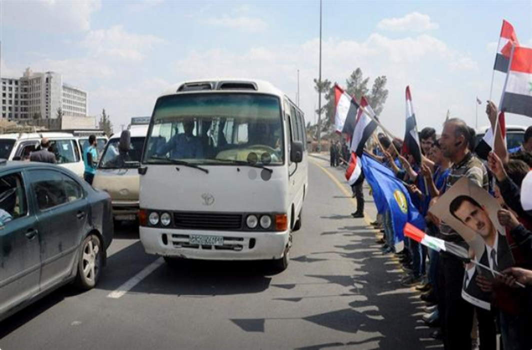 Syria reopens Damascus-Homs Highway after seven years
