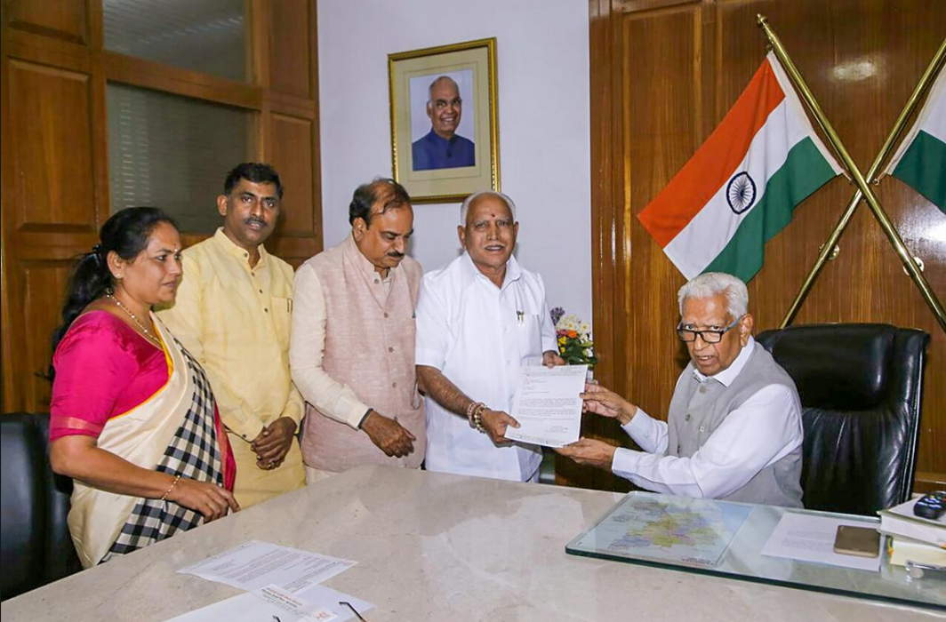 Karnataka prompts Congress, RJD 'Me too' campaign, stake claim to form govt in Goa, Bihar