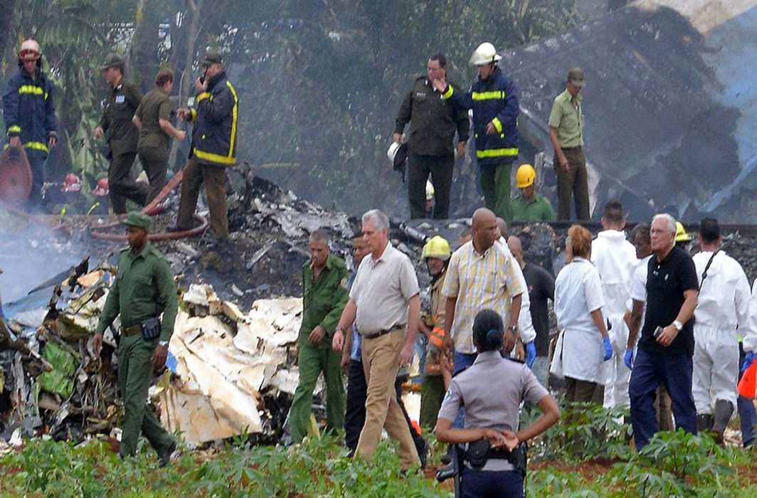 Cuba: Over 100 killed in deadly air crash, three survive