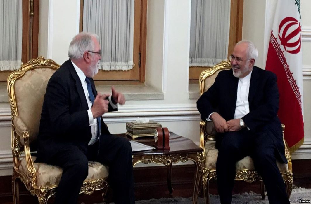 "Iran ""lesser hopeful"" of Europeans commitment to N-deal"