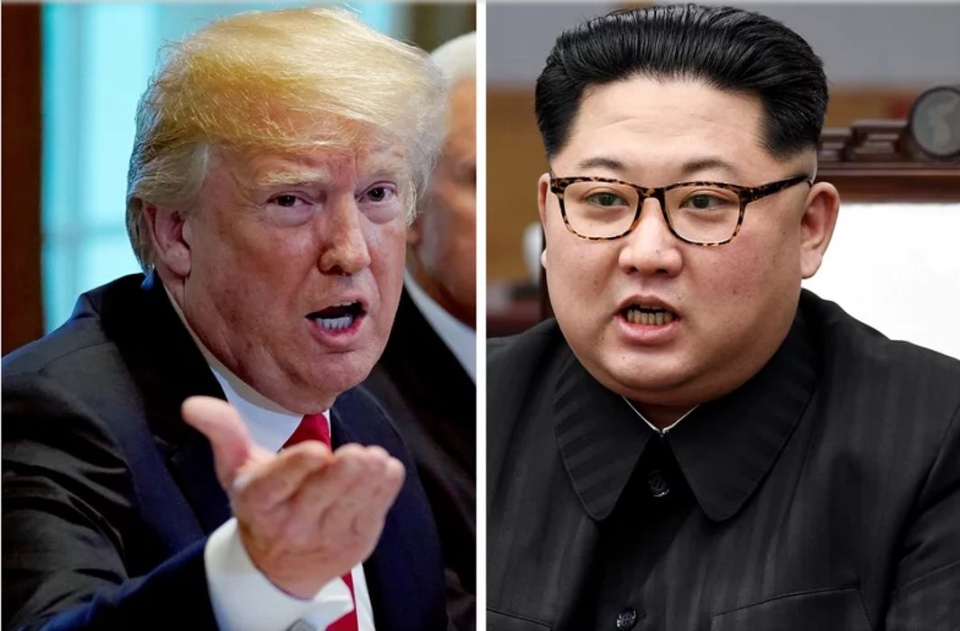 Trump-Kim Summit not happening on June 12
