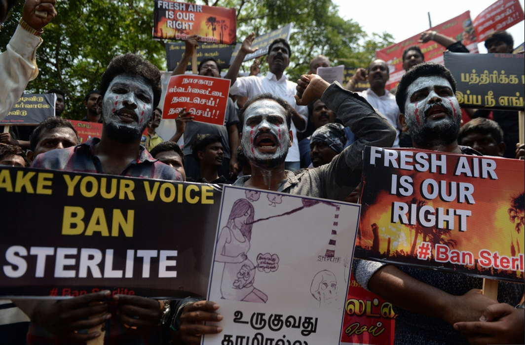 11 deaths in protests against Vedanta-Sterlite plant: Madras High Court stays expansion, TN Govt orders judicial inquiry