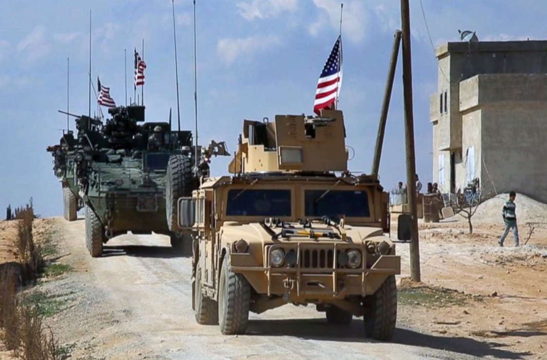 US airstrikes on Syrian army near Daesh frontline