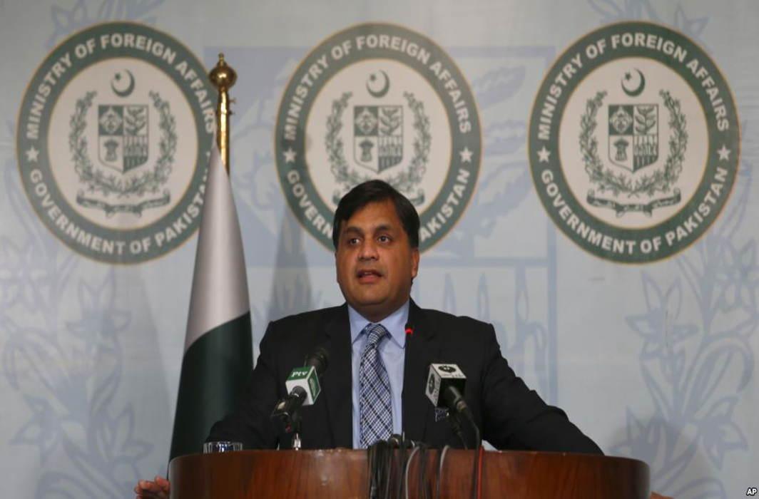 Pakistan dismisses US allegations of diplomats' mistreatment