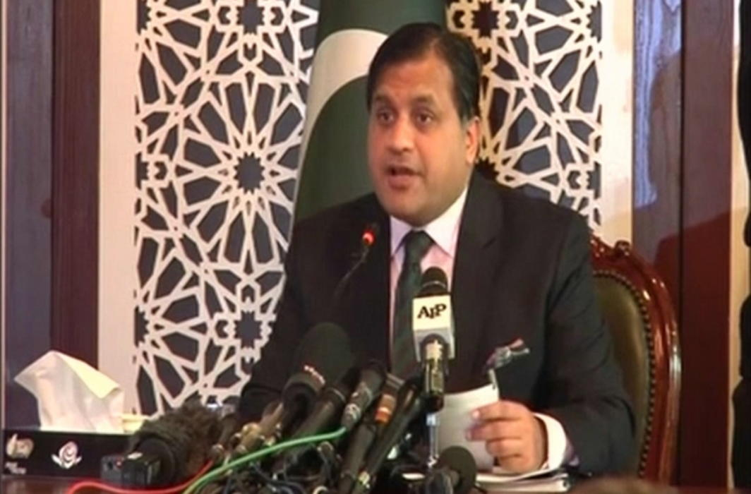 Pakistan rejects India's protest on Gilgit-Baltistan order