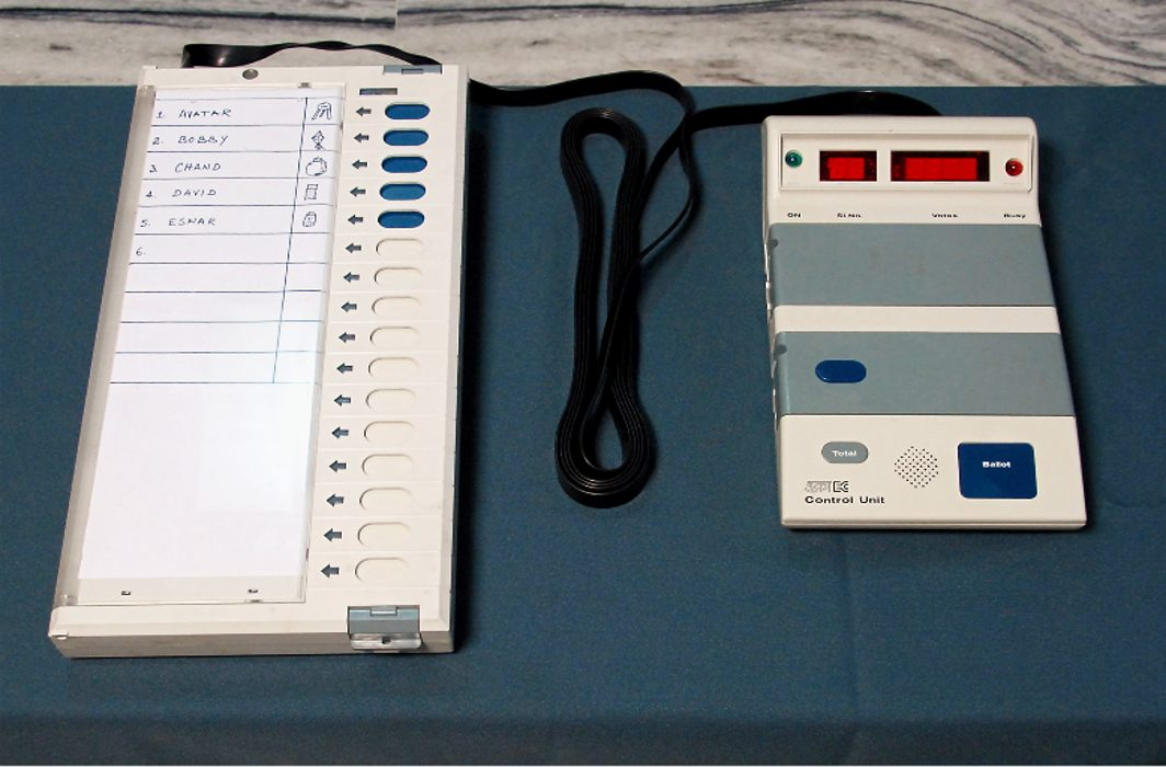 EC orders re-poll in 73 booths, allegations of malfunctioning EVMs mar by-polls