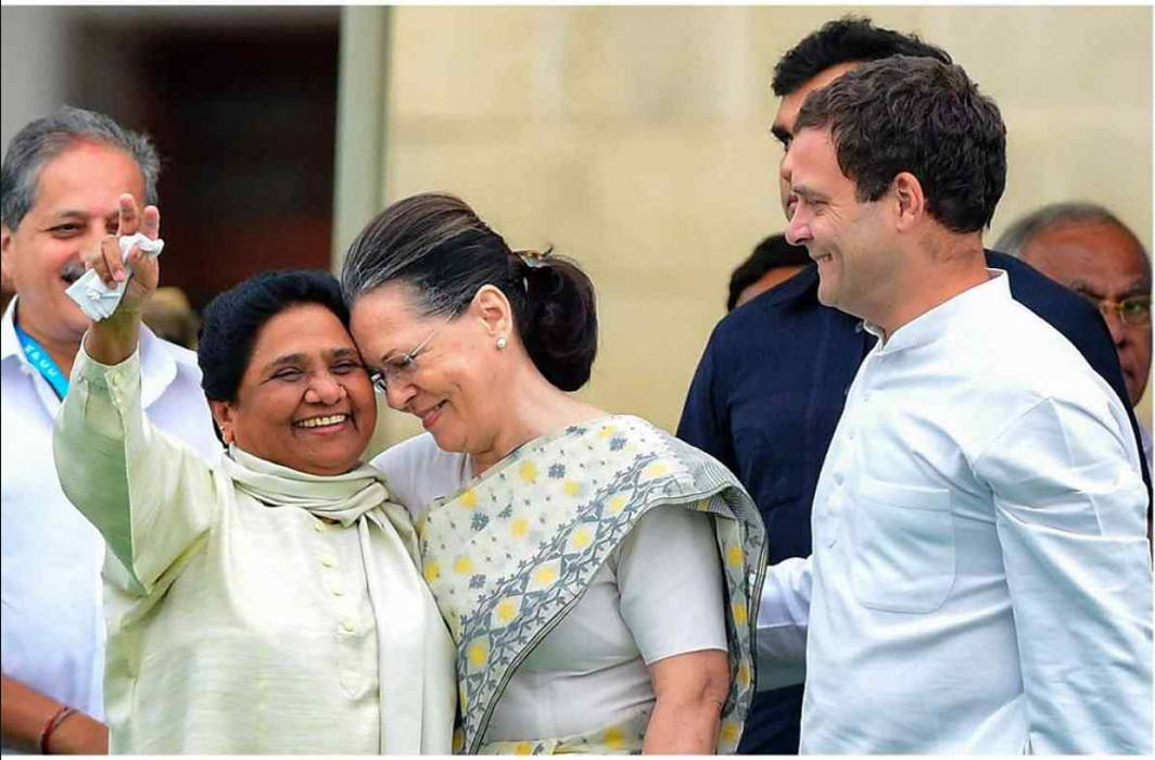 Congress aligns with BSP in MP, moves on for tie up in Rajasthan and Chhattisgarh