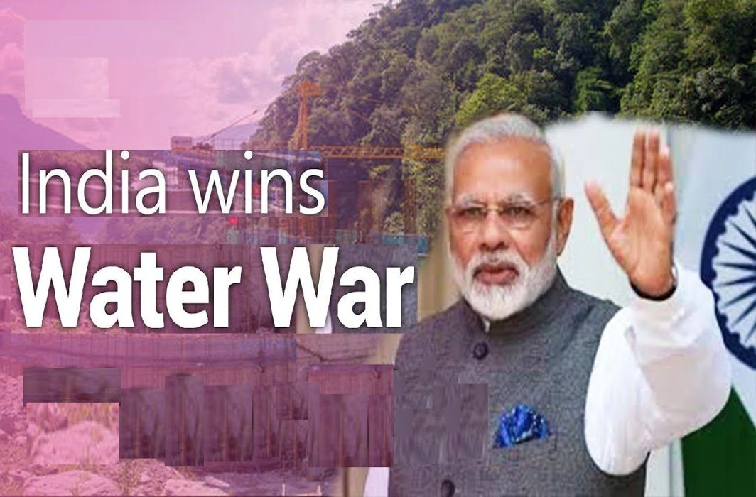 India wins Kishangana battle against Pakistan at International Court