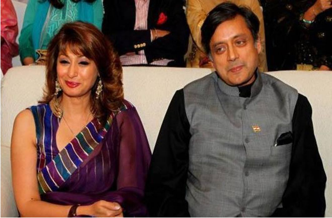 Shashi Tharoor to be tried as accused for wife Sunanda Pushkar's suicide