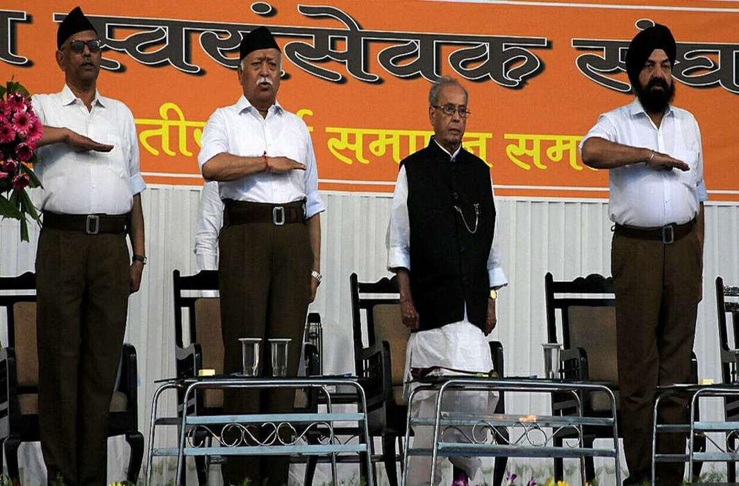Pranab Mukherjee at RSS HQ proves detractors wrong, teaches idea of India