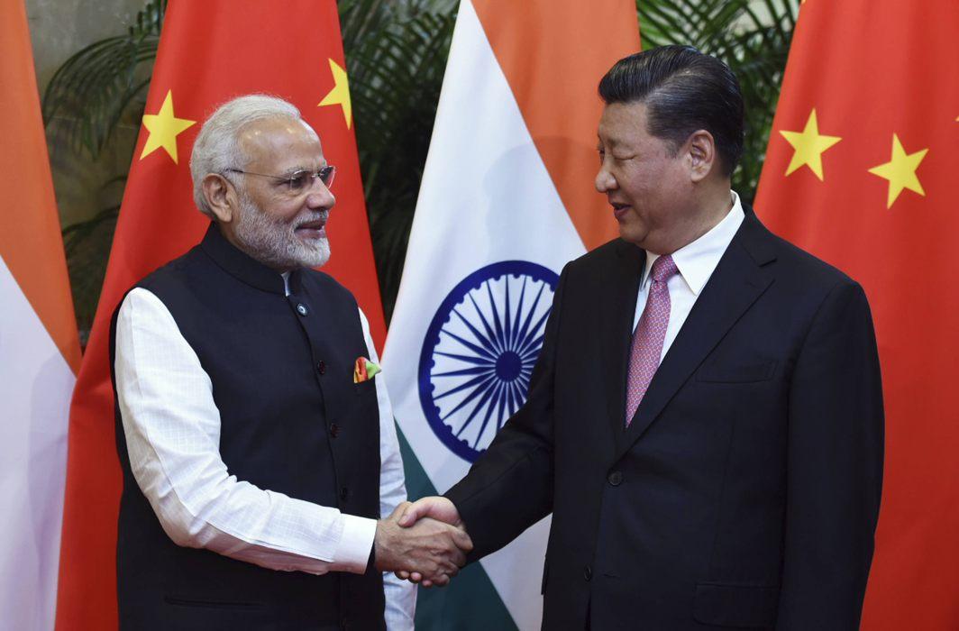 PM Modi Meets Chinese President Xi Jinping