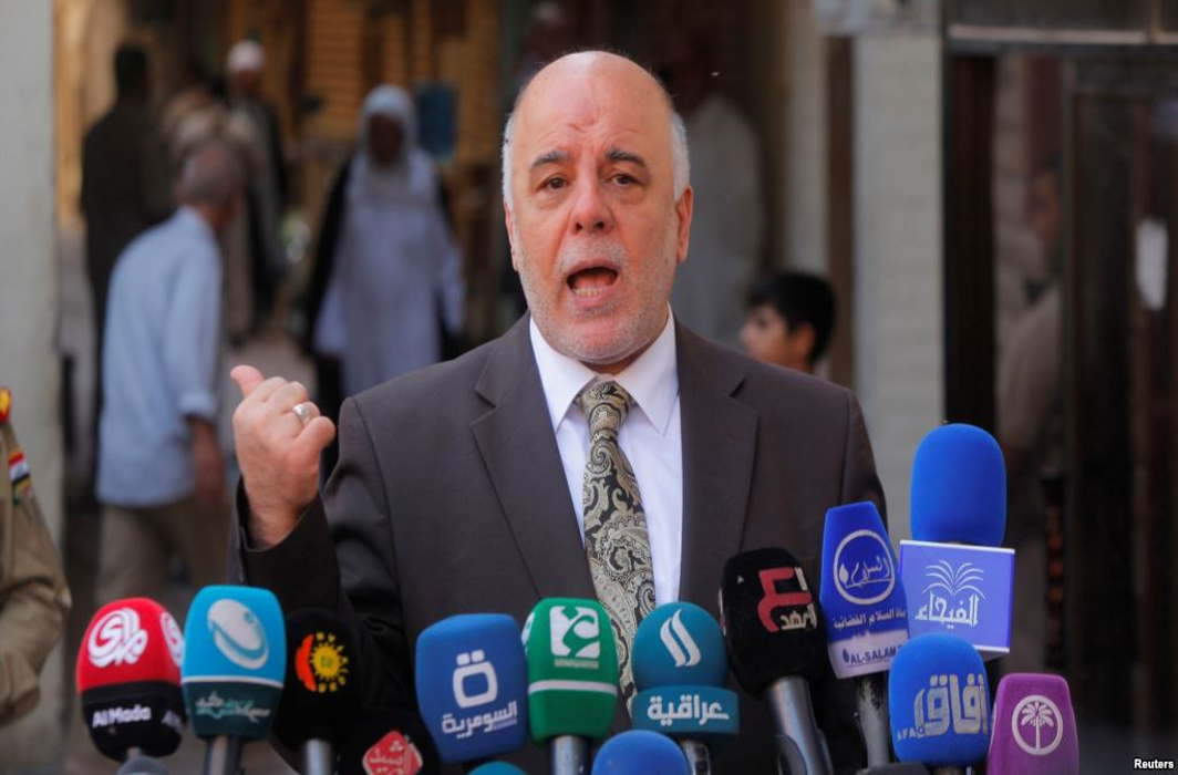 Iraq's PM: Burning of election warehouse, a plot against democracy