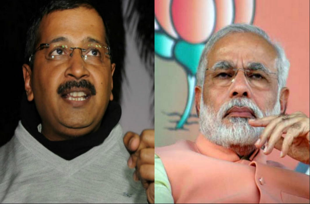 Kejriwal accuses Modi govt of witch hunt, coordinating bureaucratic crisis