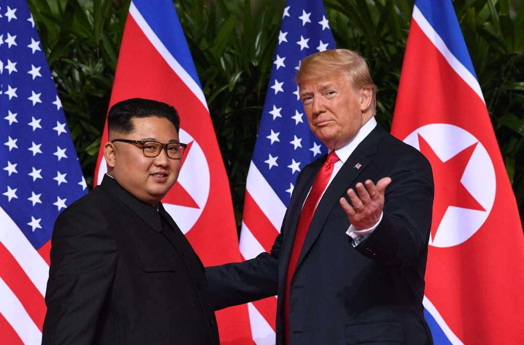 India, major powers welcome Trump-Kim summit