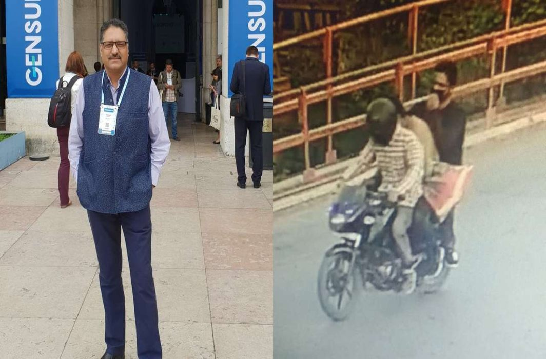 Renowned senior journalist Shujaat Bukhari shot dead in Srinagar
