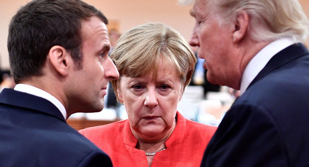 US initiated Trade Tariff War escalates with China, EU