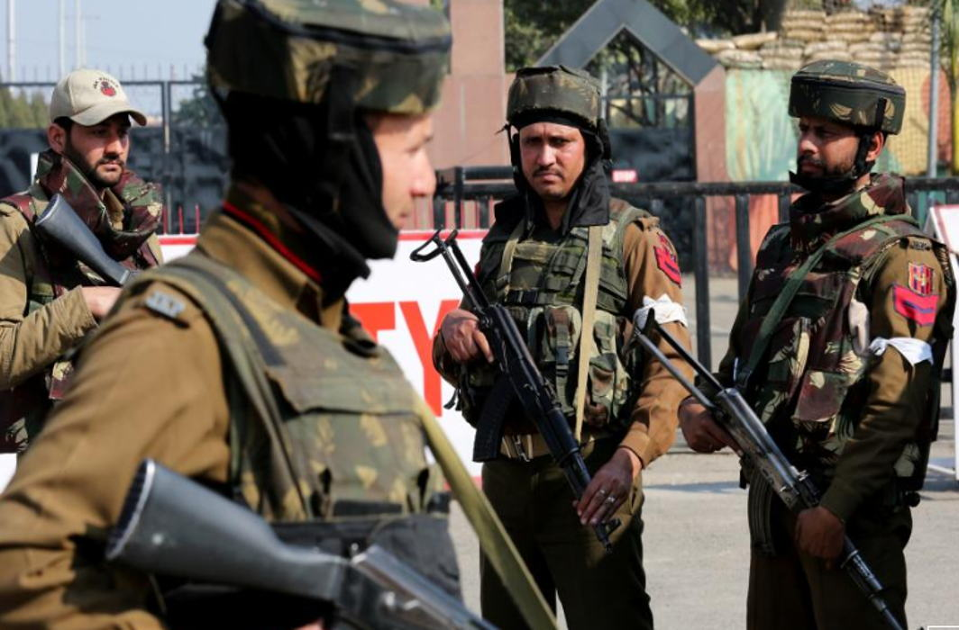 One army killed as Pakistan violates ceasefire in J&K's Nowshera Block