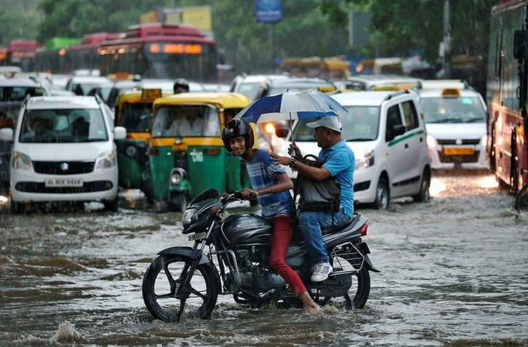Please select an image by clicking here Delhi likely to face flood-like situation this monsoon, de-silting still pending