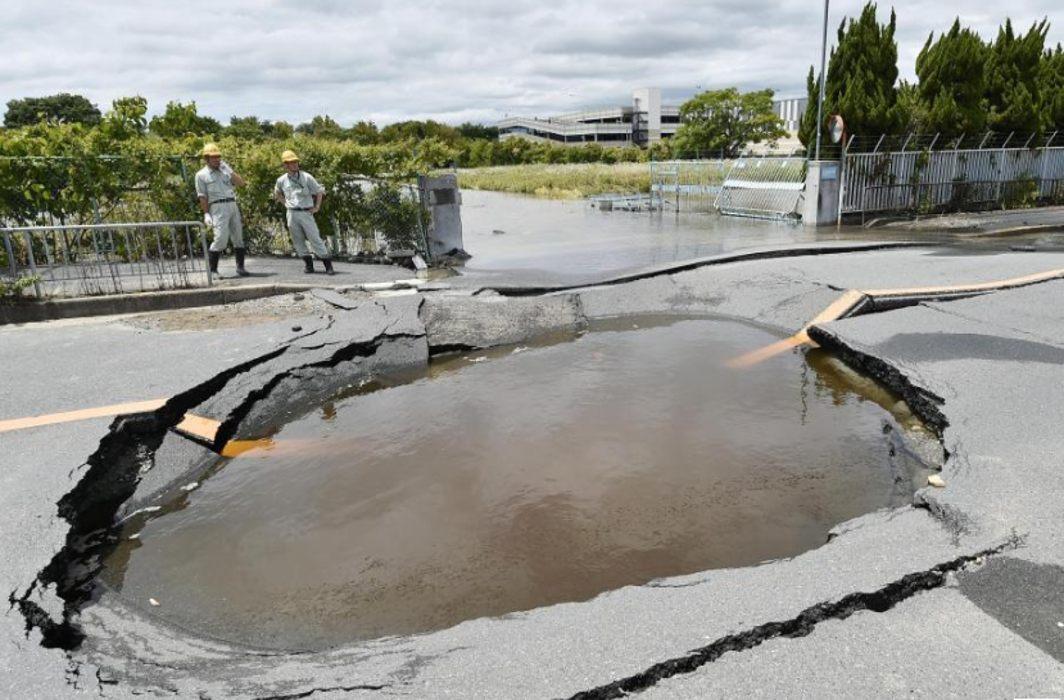 At least 3 killed as 6.1-magnitude earthquake shakes Japan's Osaka area