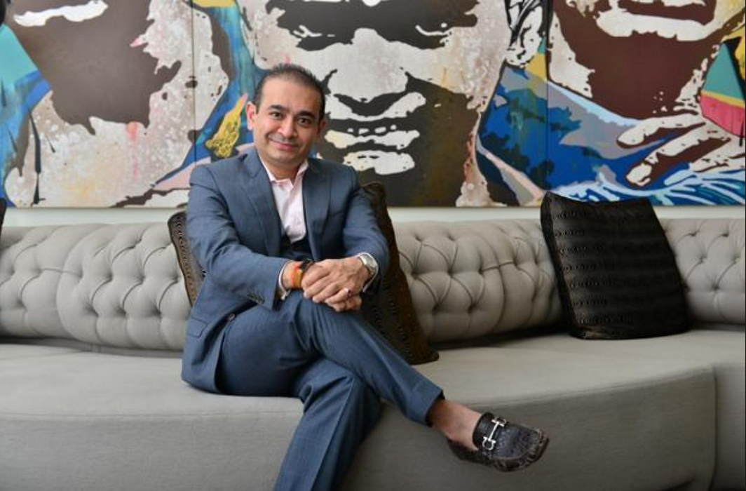 Nirav Modi travelled to Belgium last week on Indian passport, has 6 of them