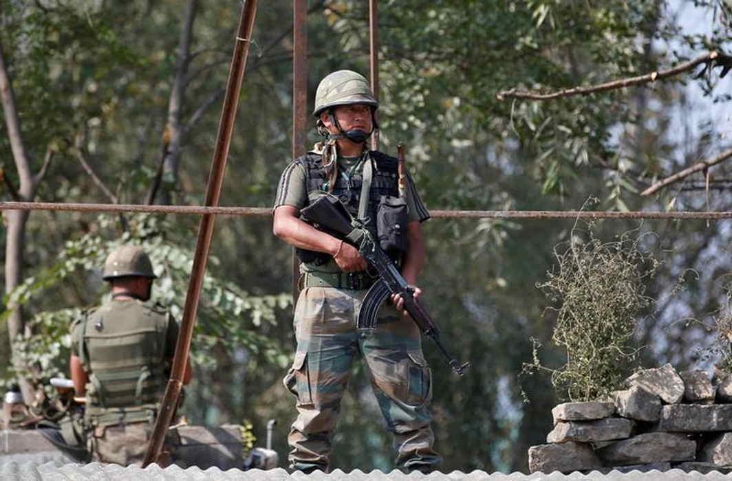 Two Lashkar militants killed in J&K encounter