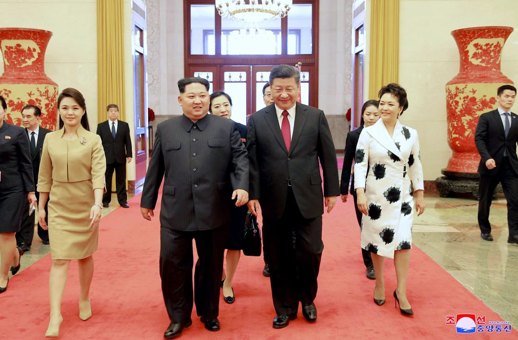 China Assures Key Role in North Korea's Denuclearization