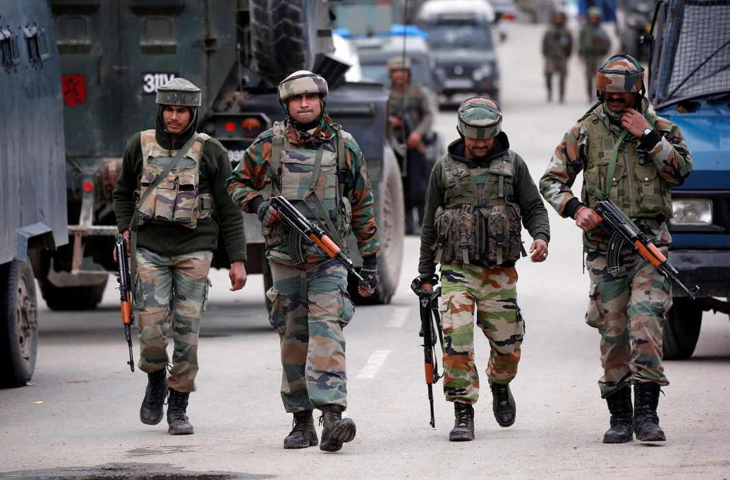 Four terrorists among six killed in Anantnag encounter, J&K