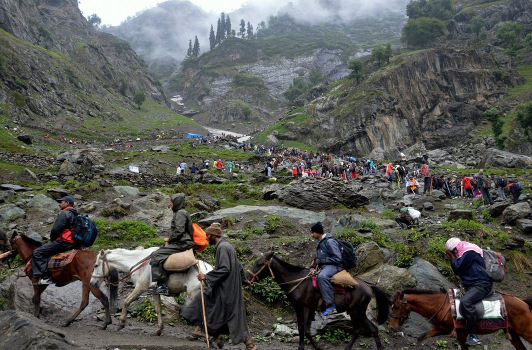 Amarnath Yatra threat high, vehicles to carry Radio-frequency tags says Home Ministry