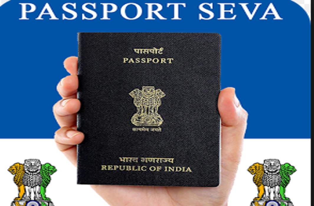 Sushma Swaraj launches Passport Seva app post Lucknow passport row