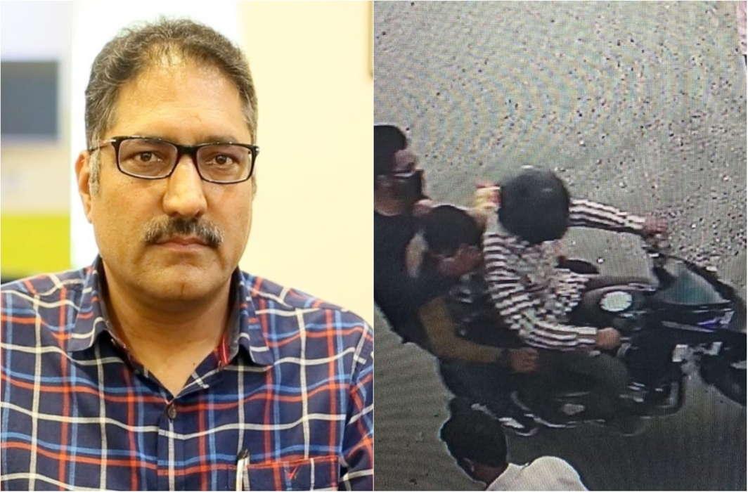 Journalist Shujjat Bukhari's killers identified, one is a Pakistani: J&K Police