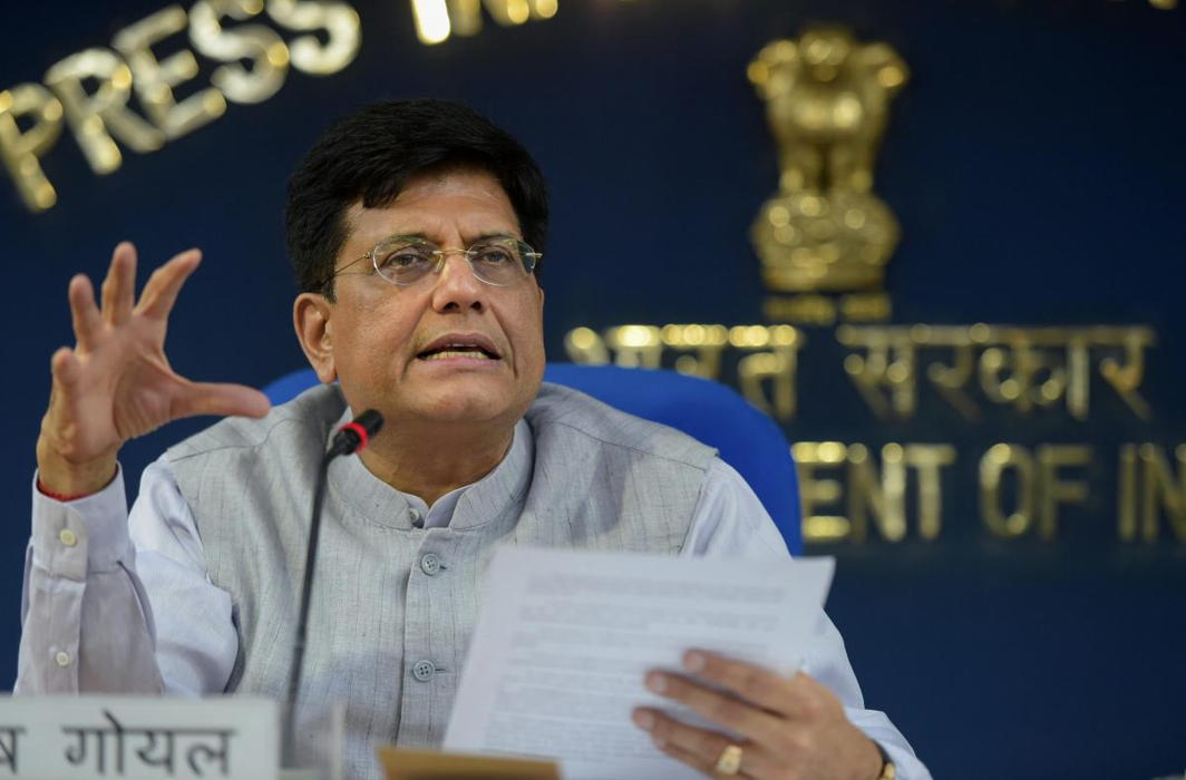 All money in Swiss bank not black, will get all black money data by 2019: Piyush Goel