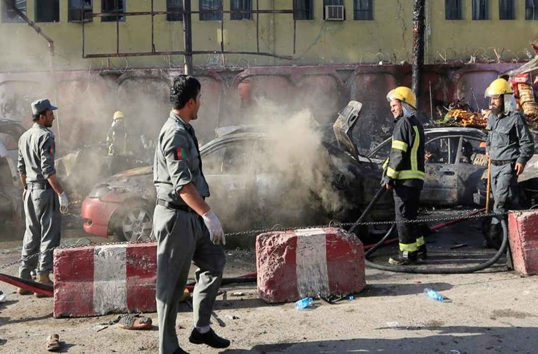 India condemn terror attack on Sikhs in Afghanistan
