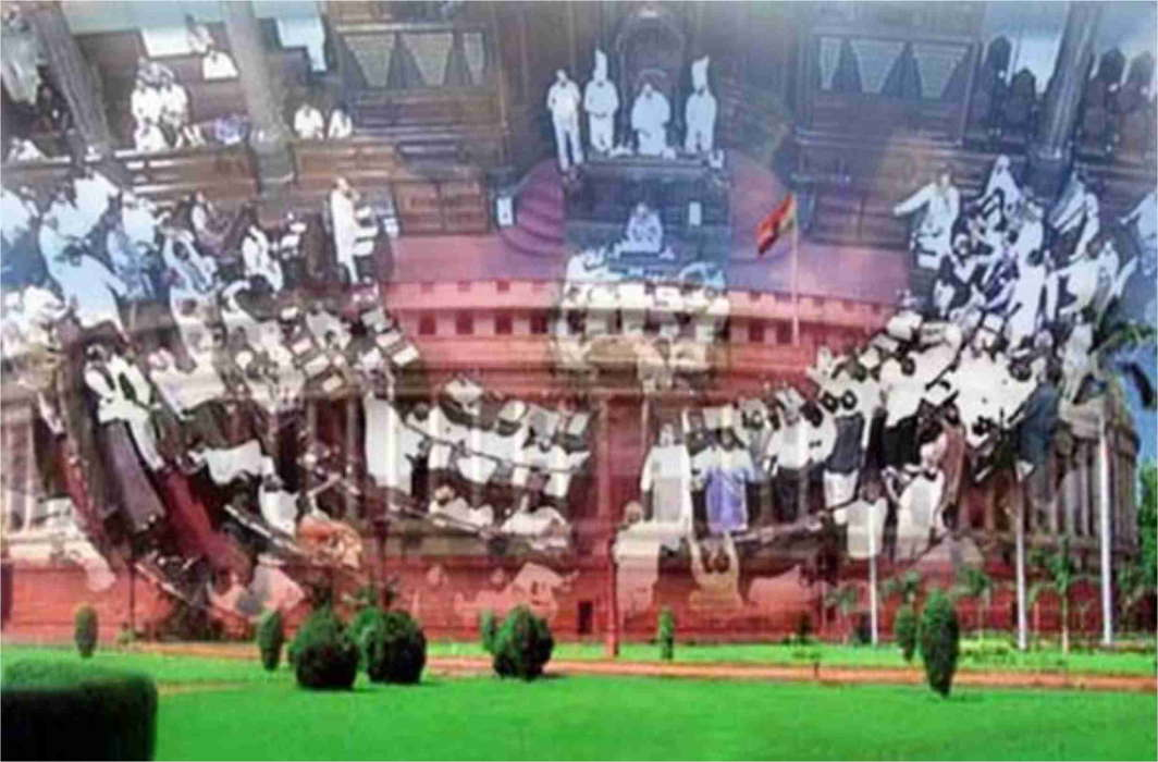 In no position to impose choice, BJP pushes for consensus on Rajya Sabha Dy Chairman