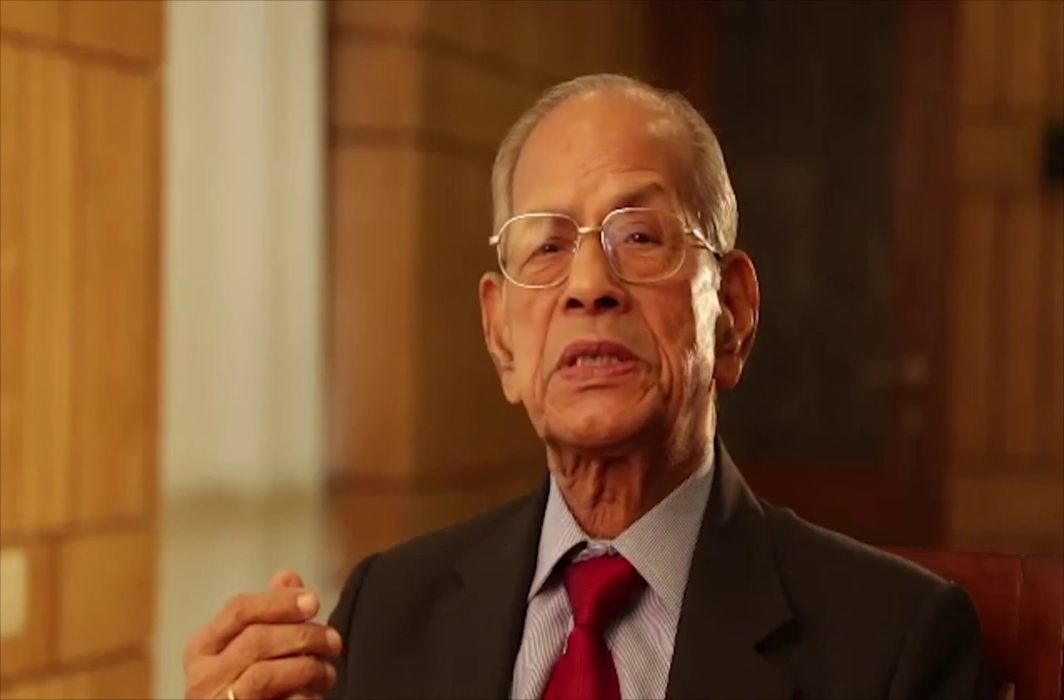 Bullet trains only for elite, Railways services in poor state: Metro man E Sreedharan
