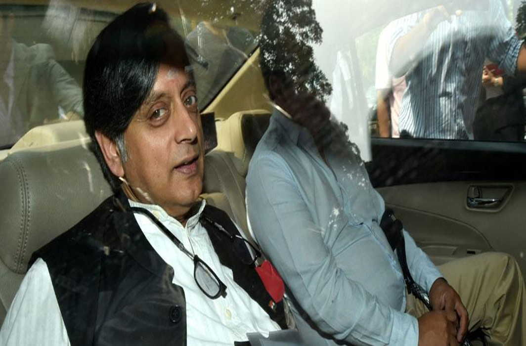 Congress leader Tharoor gets regular bail in Sunanda death case