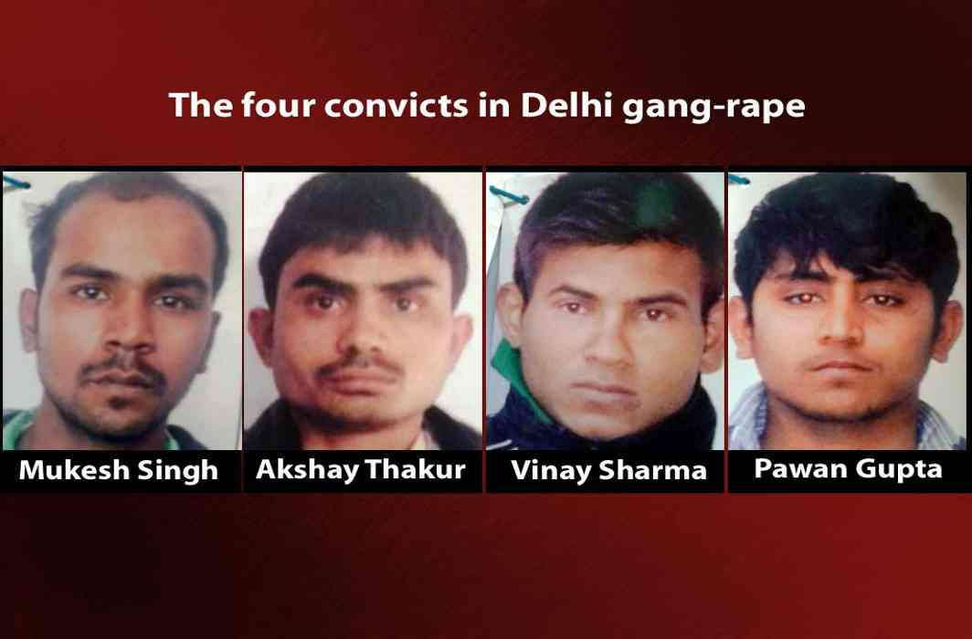 Nirbhaya case: Dec 16 rapists to hang, Supreme Court rejects review petitions of death row convicts