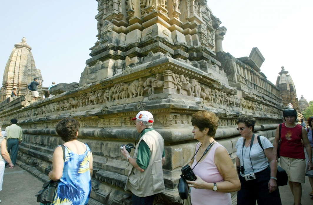 Photography allowed at monuments except Ajanta, Taj and Leh Palace after PM Modi questions ban