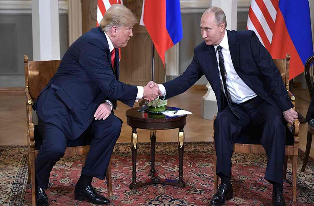 Trump wins, US lost Helsinki summit
