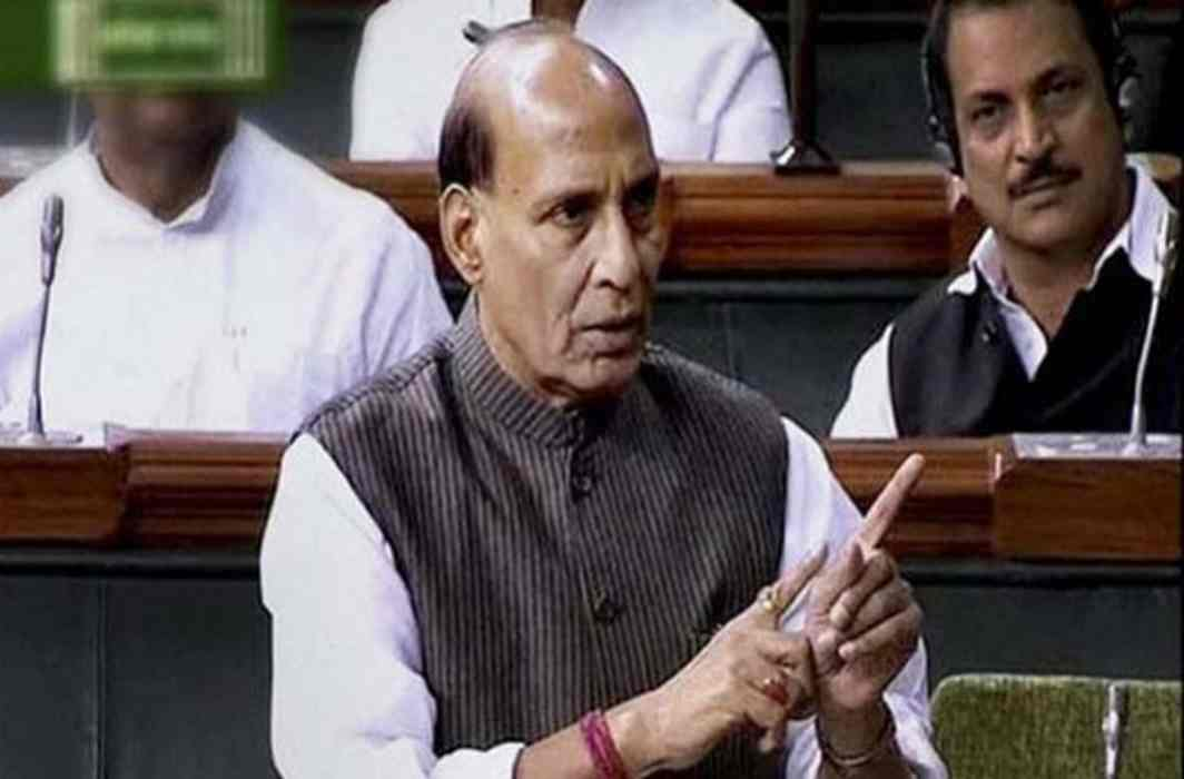 Rajnath Singh: Govt Will Enact Law to Curb Mob-Lynching Incidents