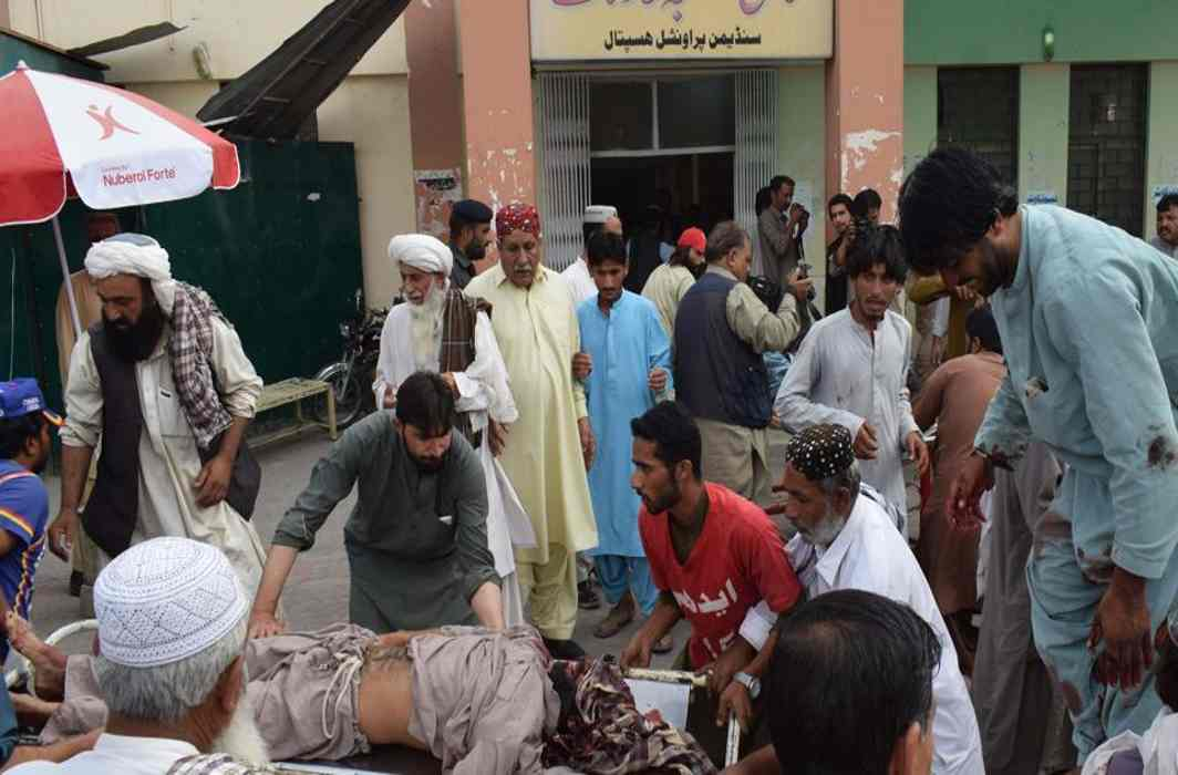 Pakistan elections marred with suicide attack -25 killed in Quetta