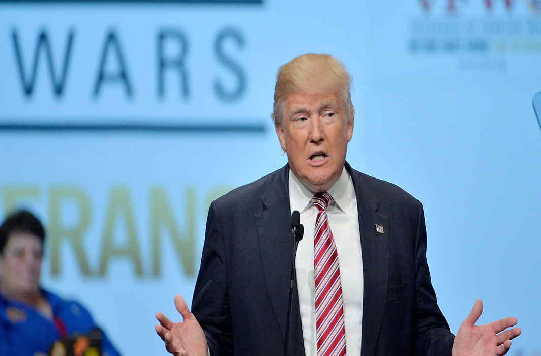 "Donald Trump ready for ""real deal"" on Iran n-program"