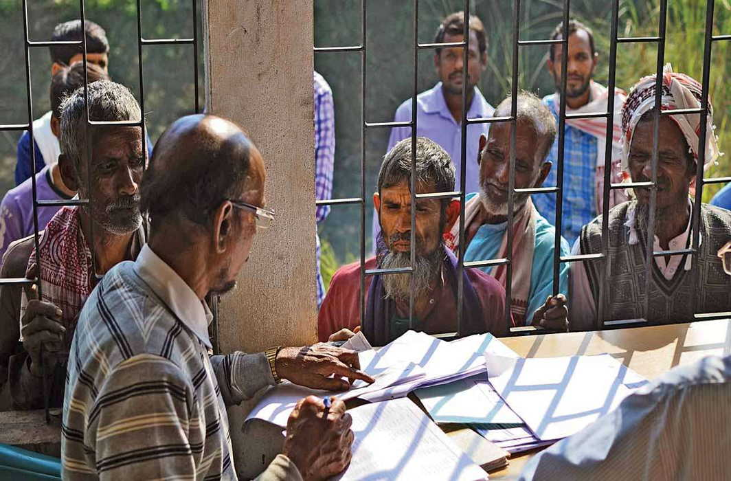 NRC: Significant omissions surface, Opposition-BJP clash; Rajnath says don't politicise