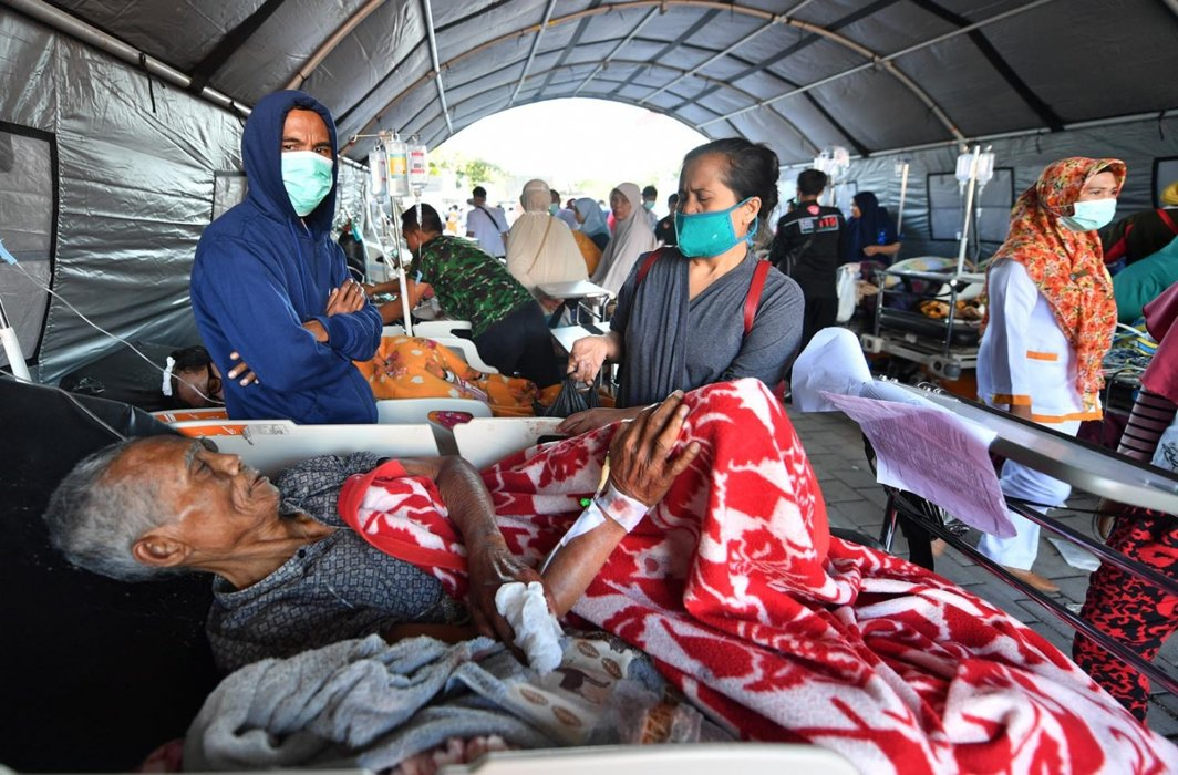 Indonesia Earthquake: 91 Killed, Hundreds Injured, Thousands Building Collapsed