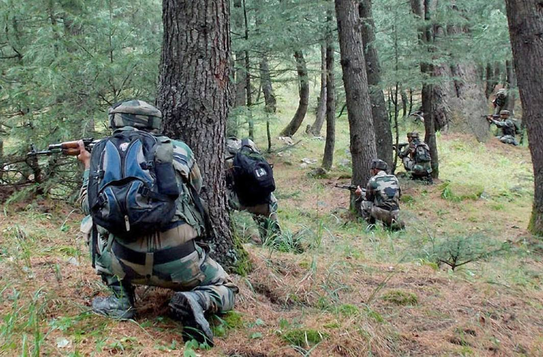 Major and three soldiers killed, infiltration attempt foiled in Gurez sector of Kashmir