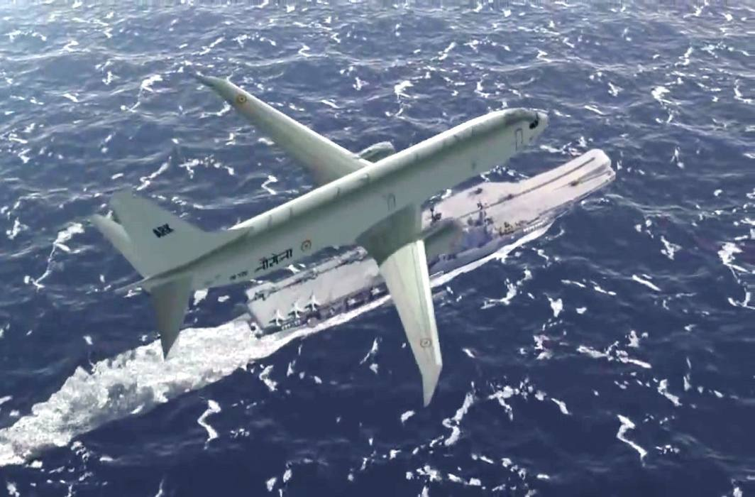 CAG questions anti-submarine aircraft deal with Boeing under UPA